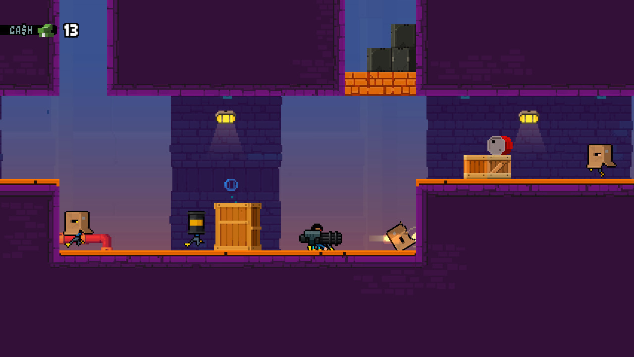 Shootout on Cash Island Screenshot 5