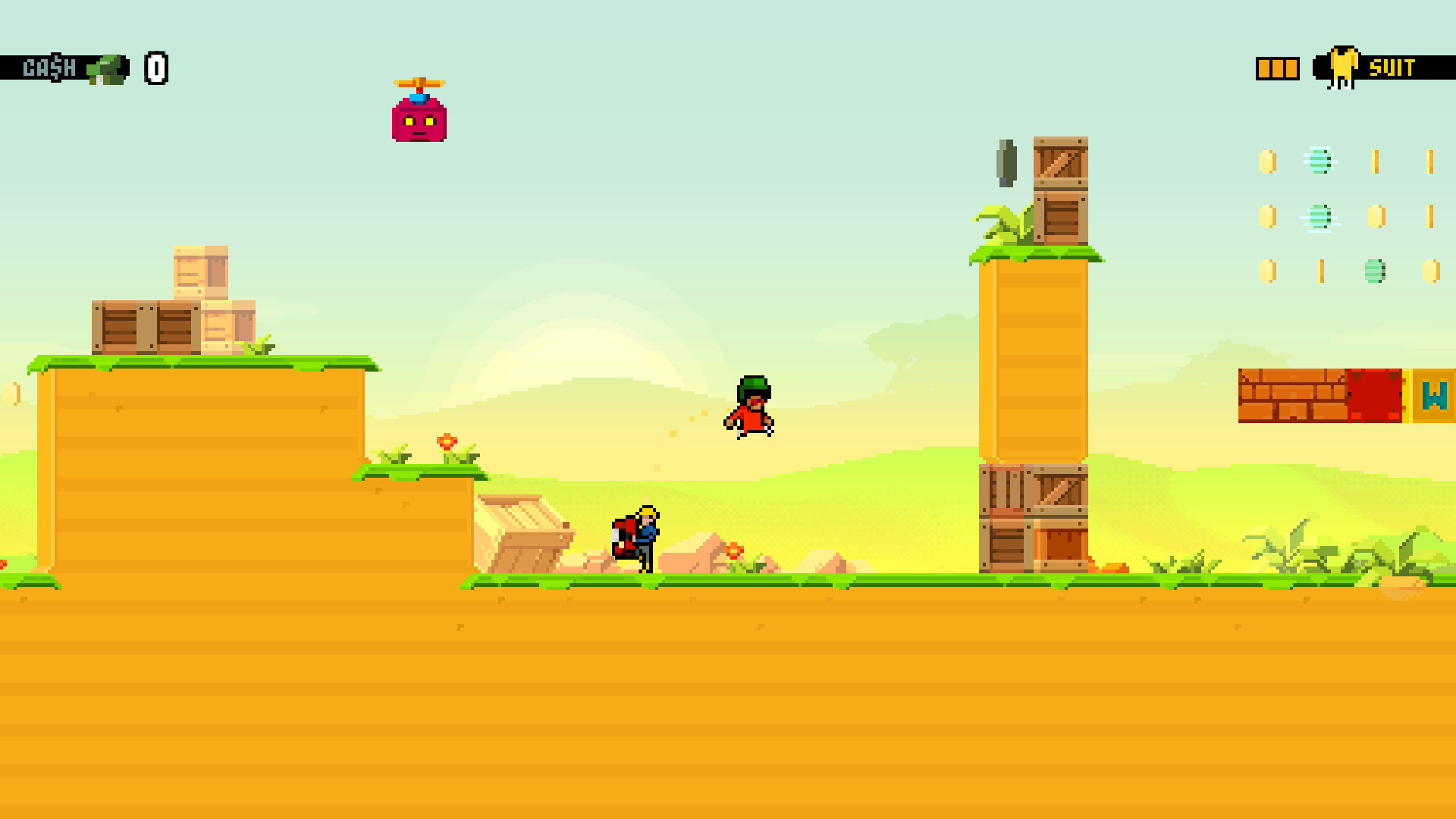 Shootout on Cash Island Screenshot 2