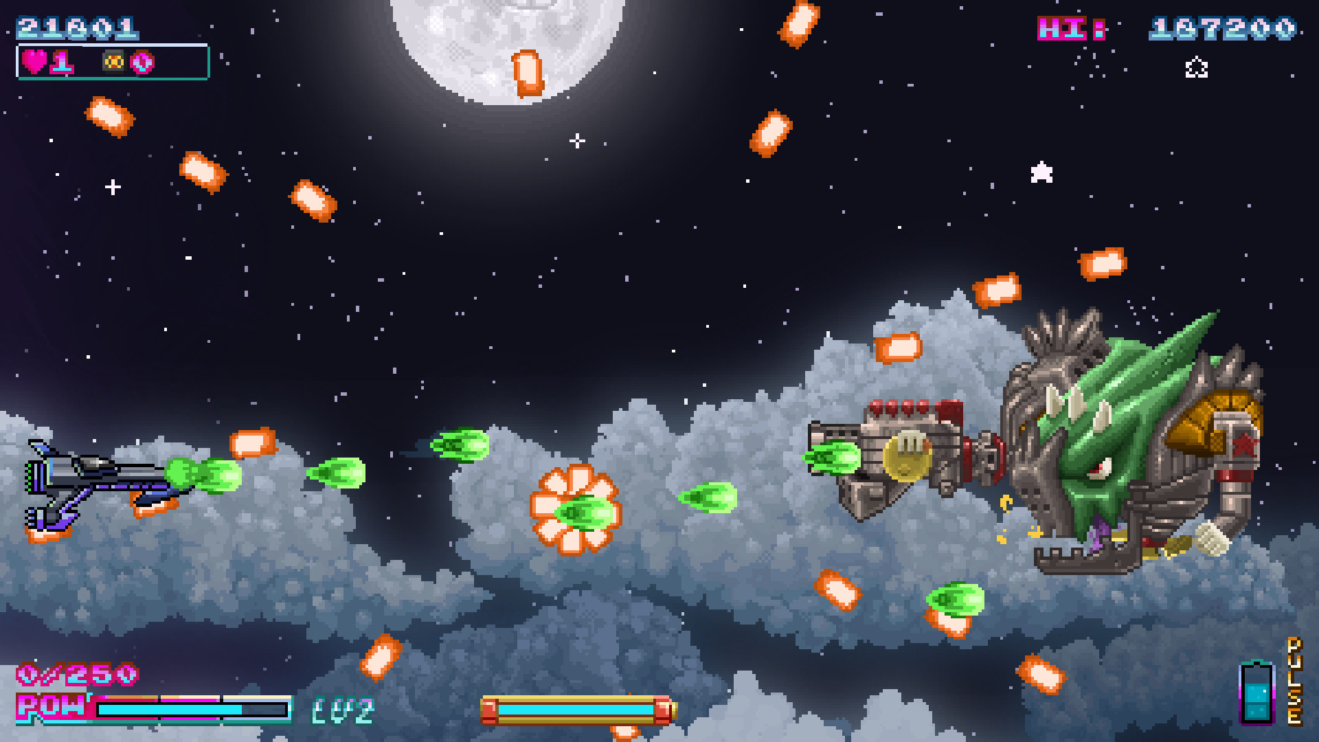 Q-YO Blaster Screenshot 7