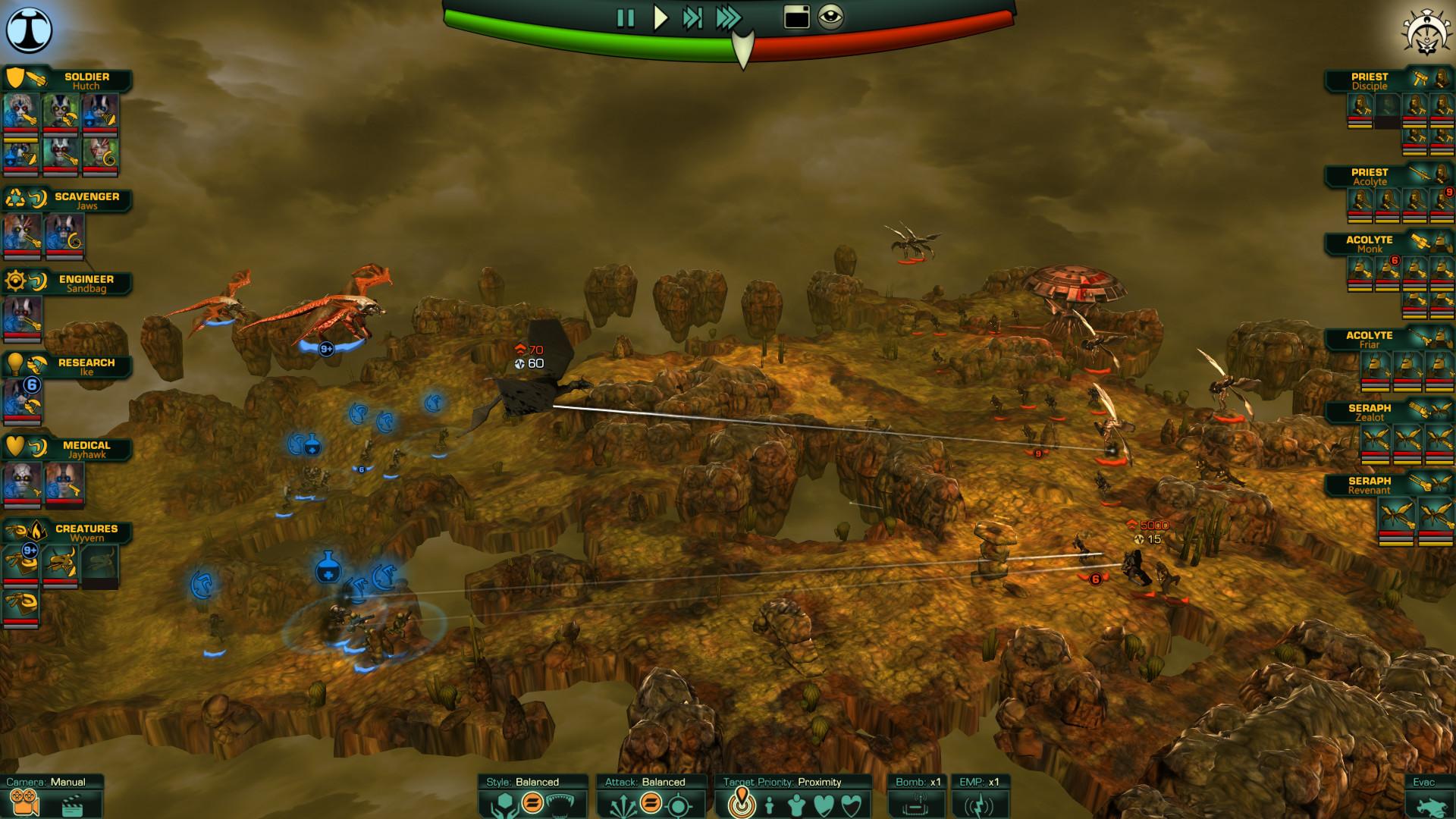 Tempest Citadel Screenshot 3