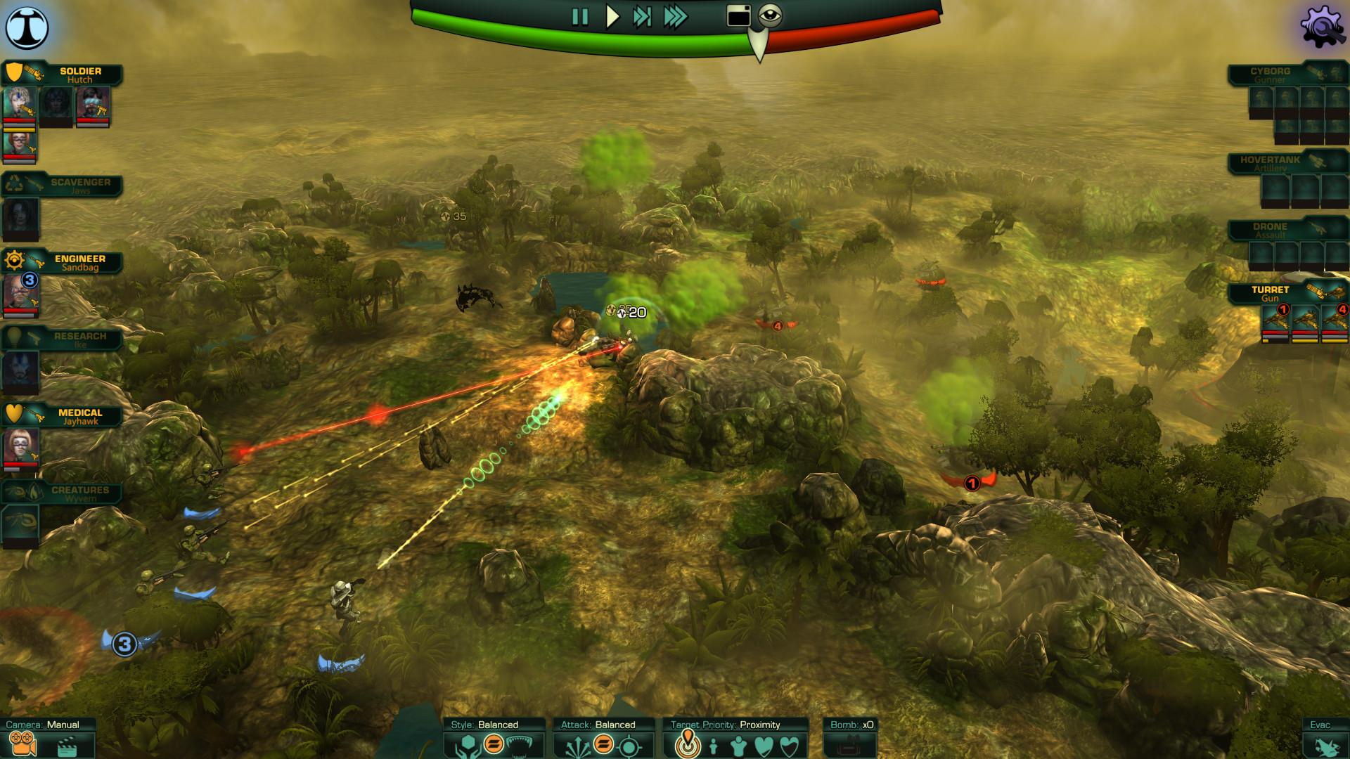 Tempest Citadel Screenshot 2