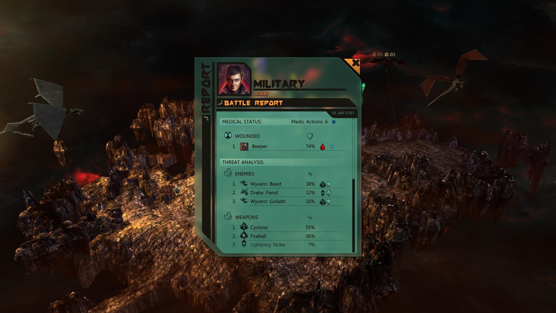 Tempest Citadel Screenshot 4