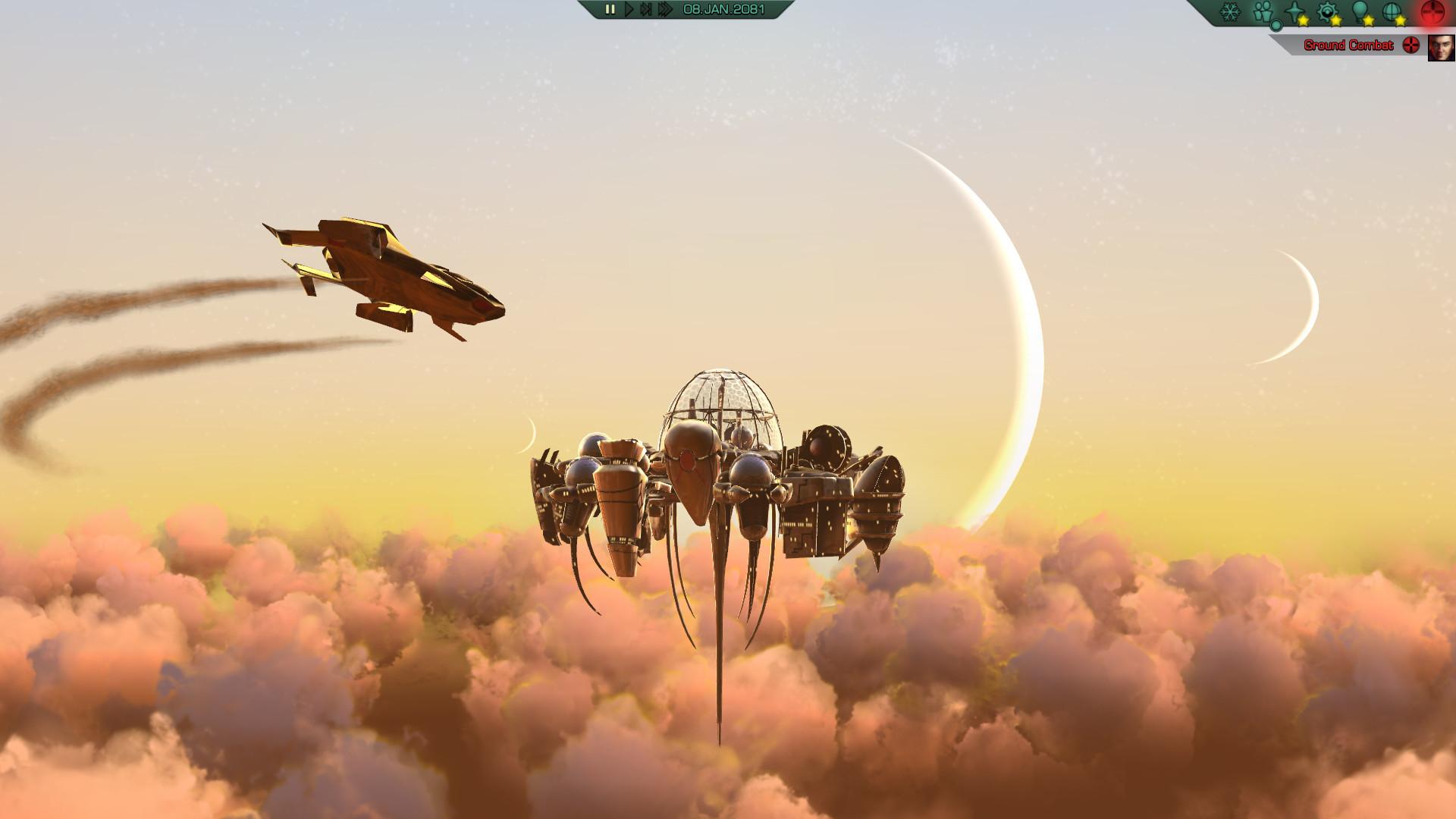Tempest Citadel Screenshot 1