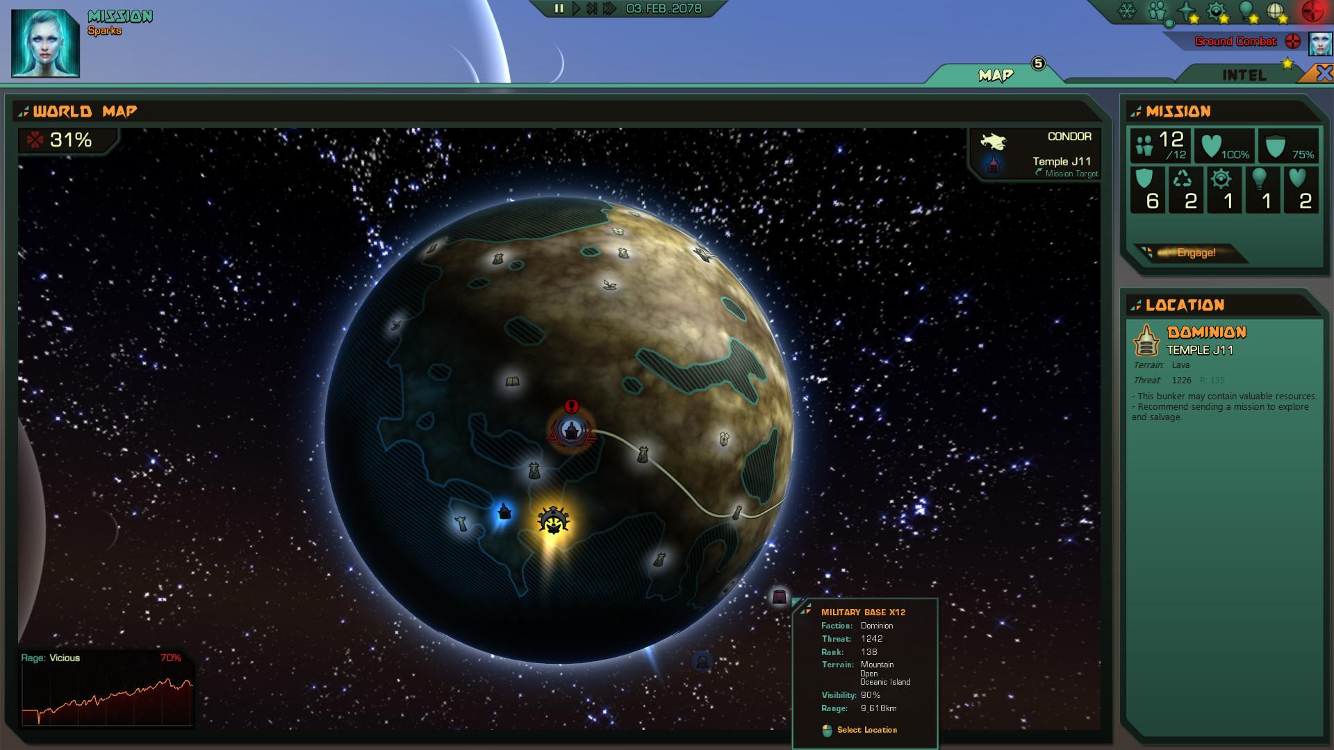 Tempest Citadel Screenshot 6