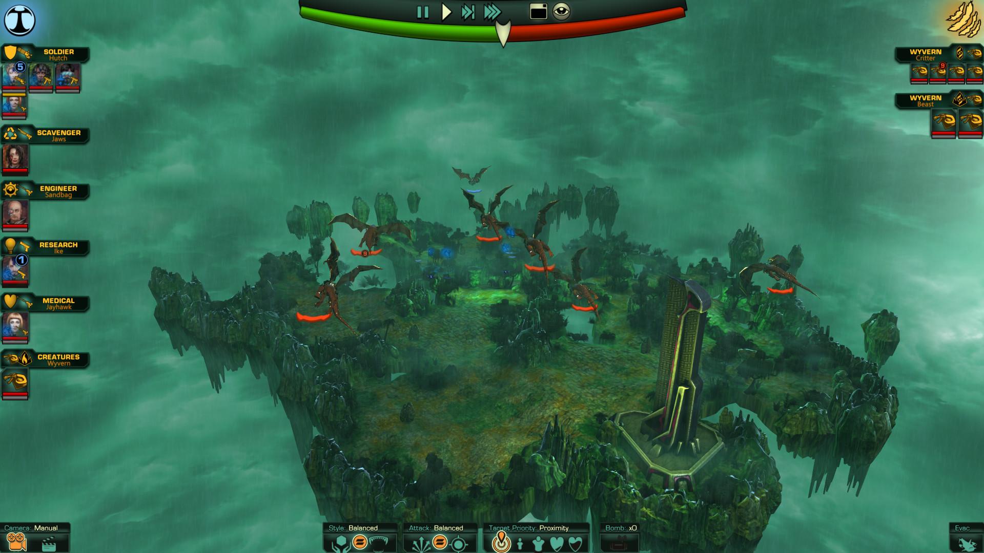 Tempest Citadel Screenshot 7