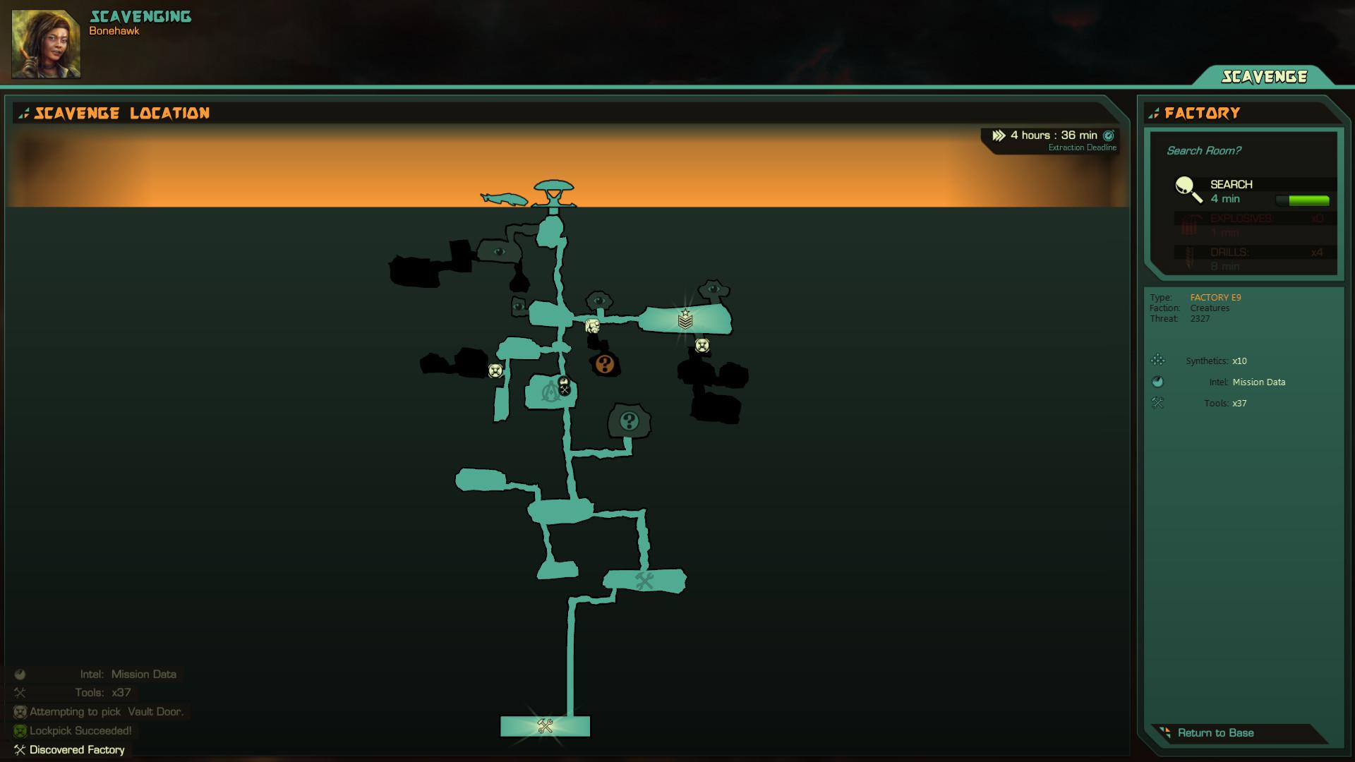 Tempest Citadel Screenshot 8