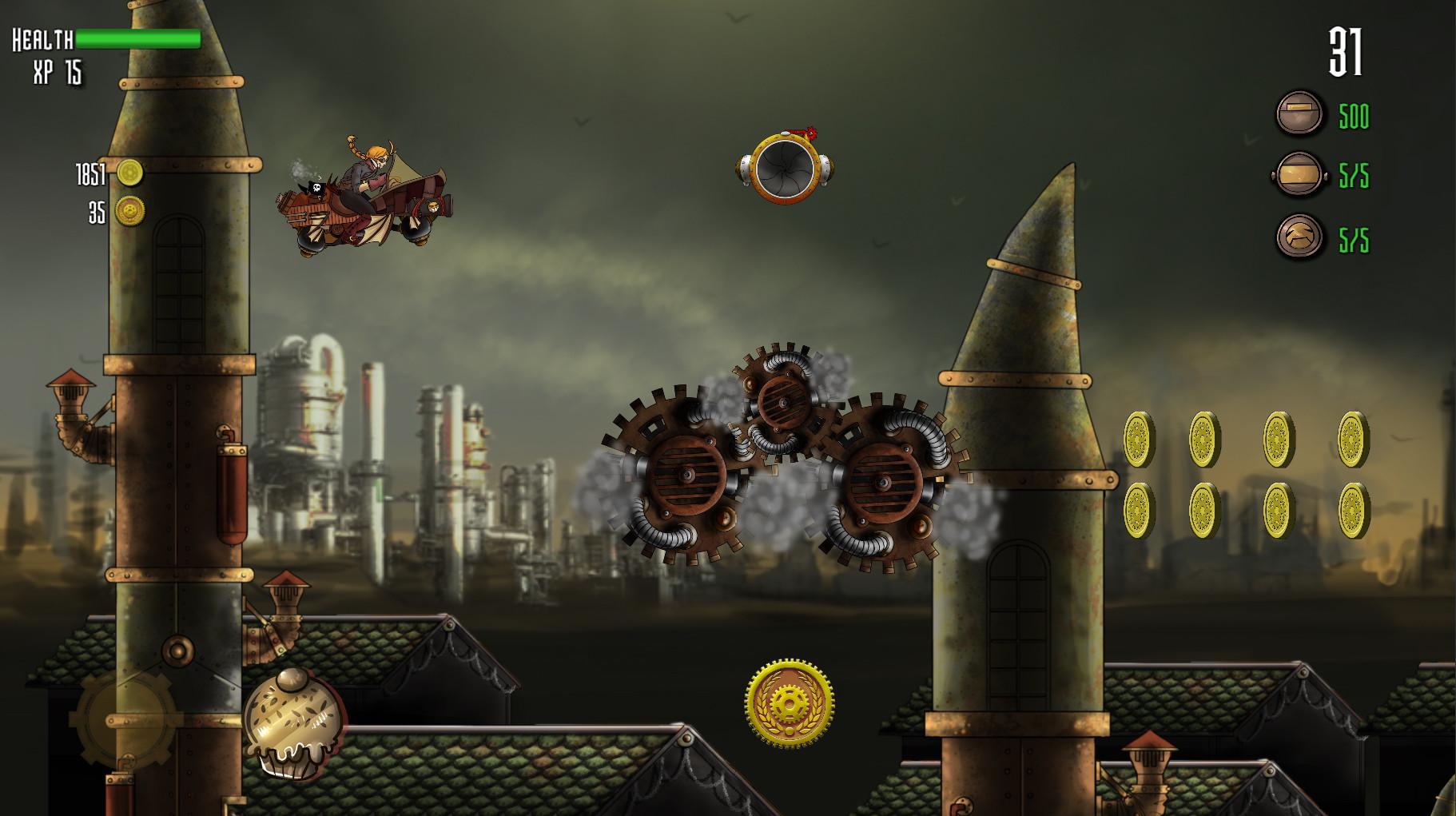Trainpunk Run Screenshot 2