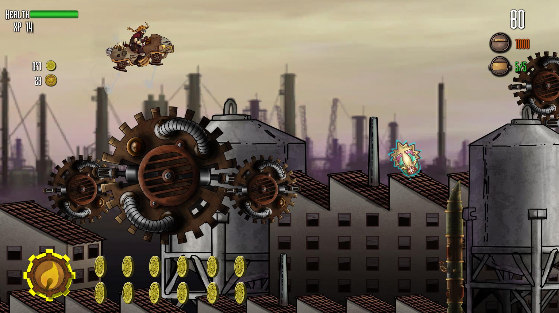 Trainpunk Run Screenshot 1