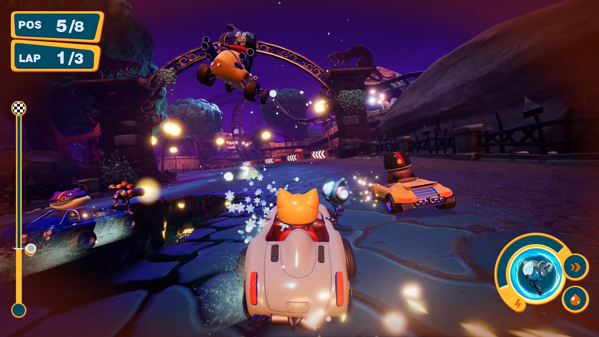 Meow Motors Screenshot 2
