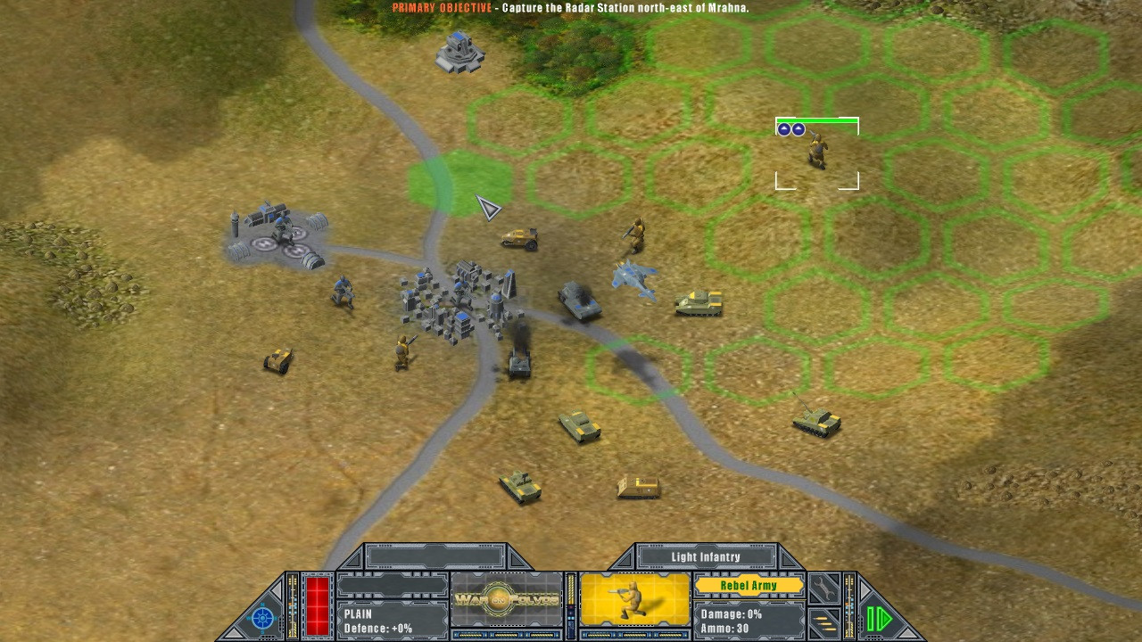 War on Folvos Keyfarm