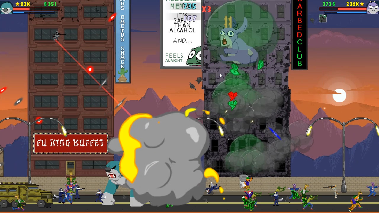Bedfellows FRENZY Screenshot 5