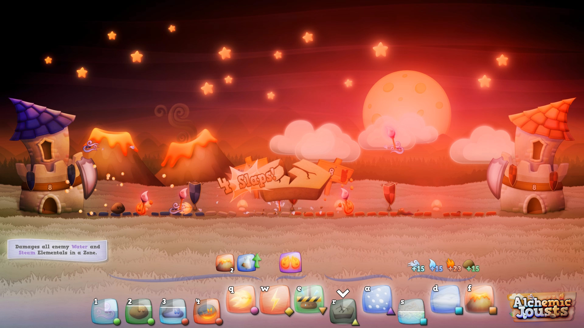 Alchemic Jousts Screenshot 3