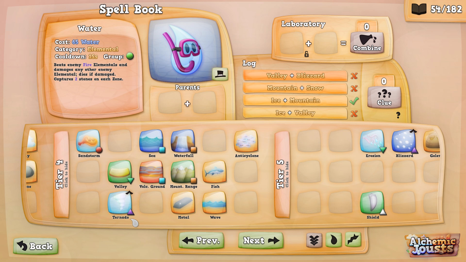 Alchemic Jousts Screenshot 4